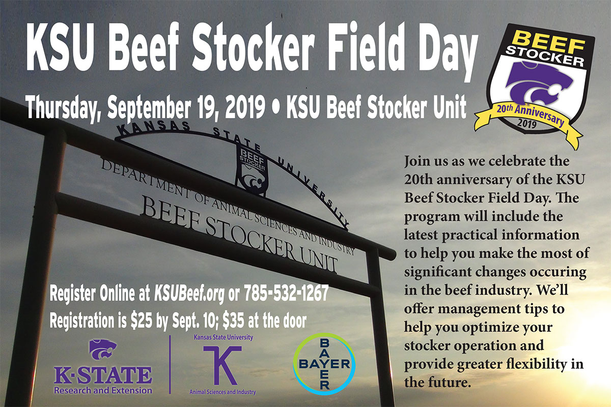 Stocker Field Day