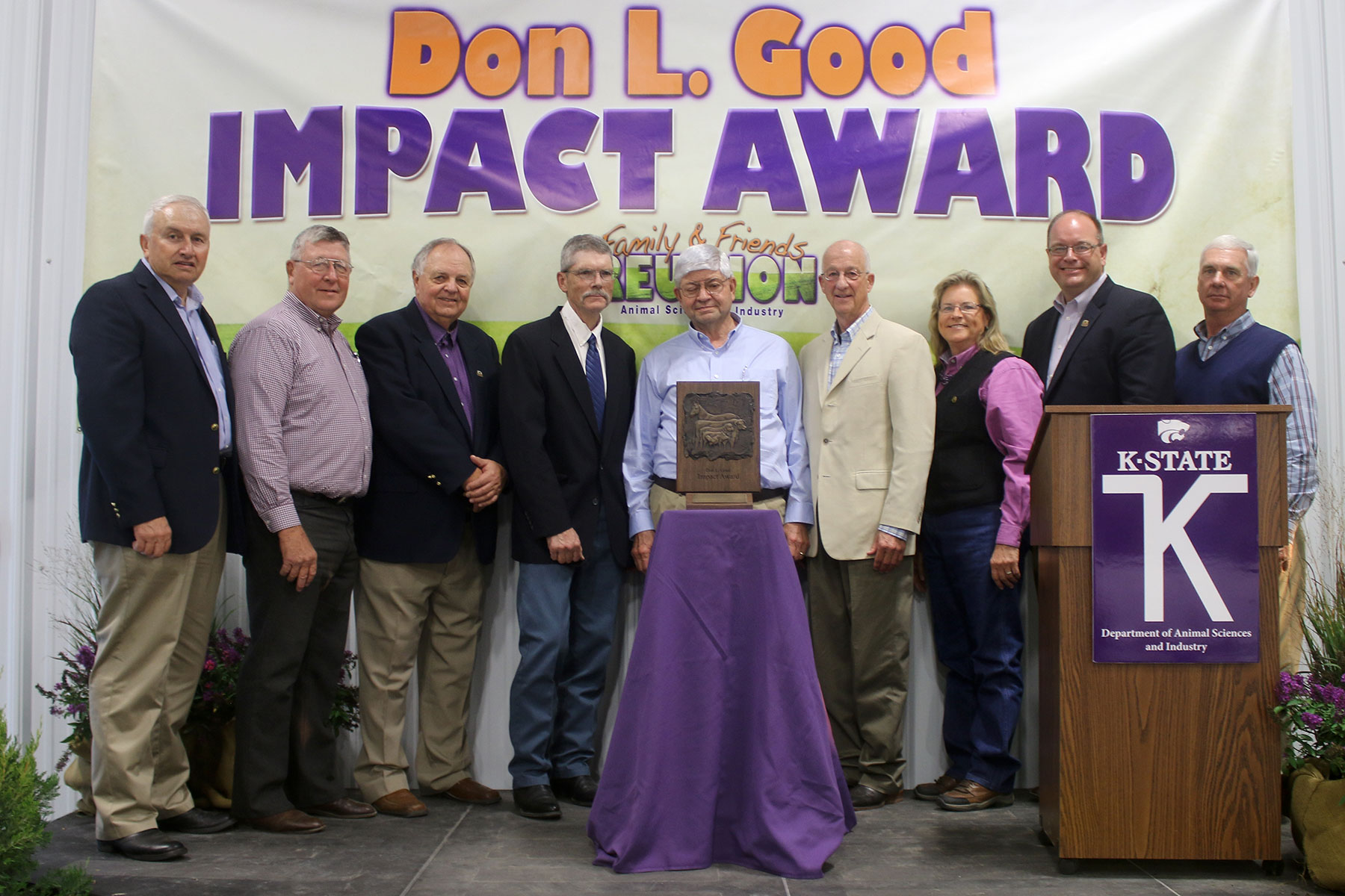 CAB LLC — 2016 Don L Good Impact Award Winner