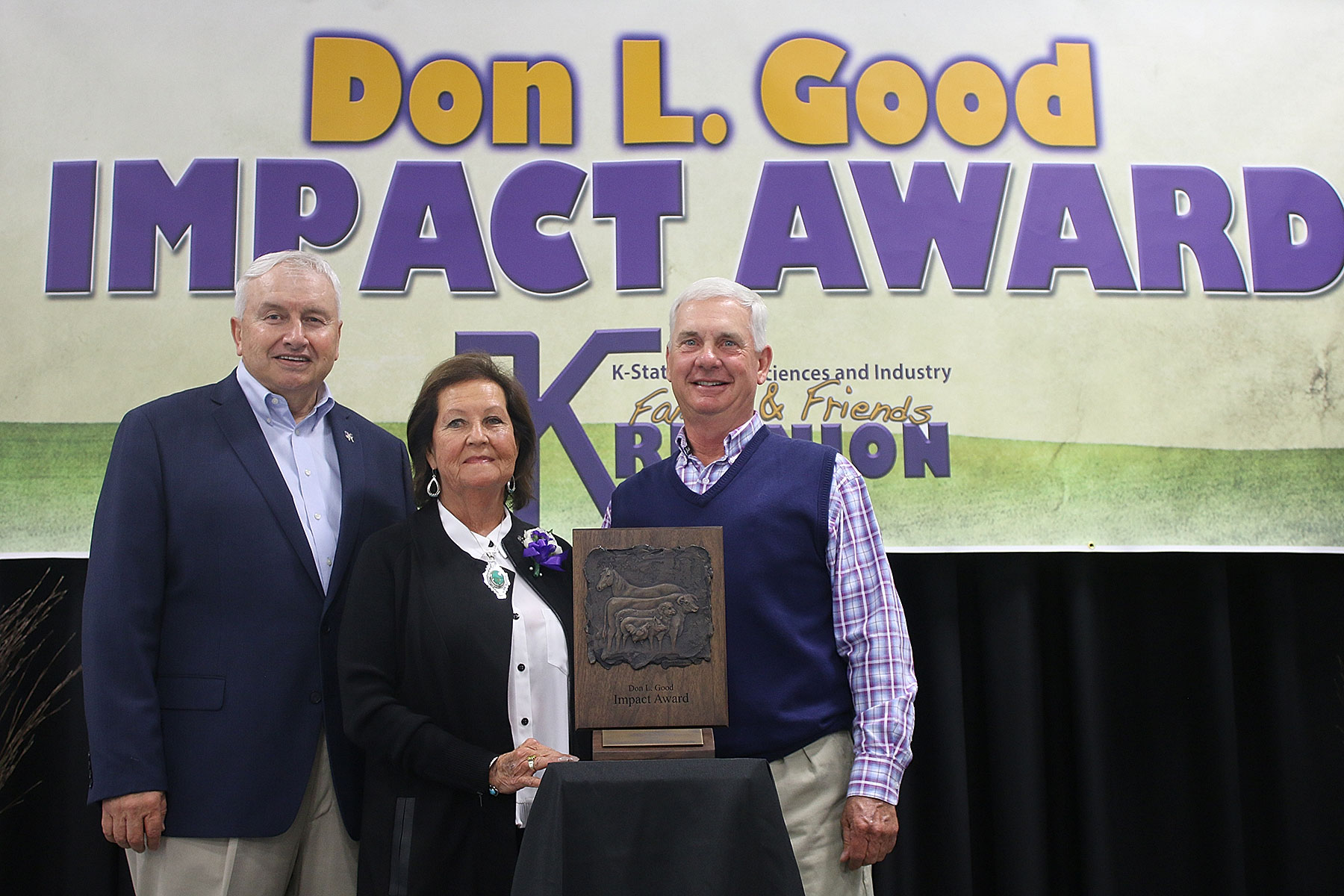 Sharon Schwartz — 2017 Don L Good Impact Award Winner