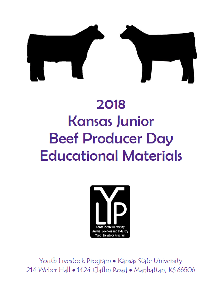 Jr. Beef Day Cover
