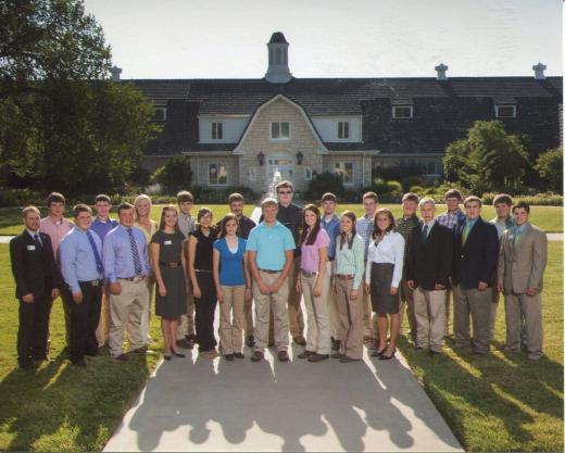 2012 Leadership Academy - Small